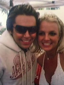 Britney Spears Fan Takes Celebrity Worship To The Extreme