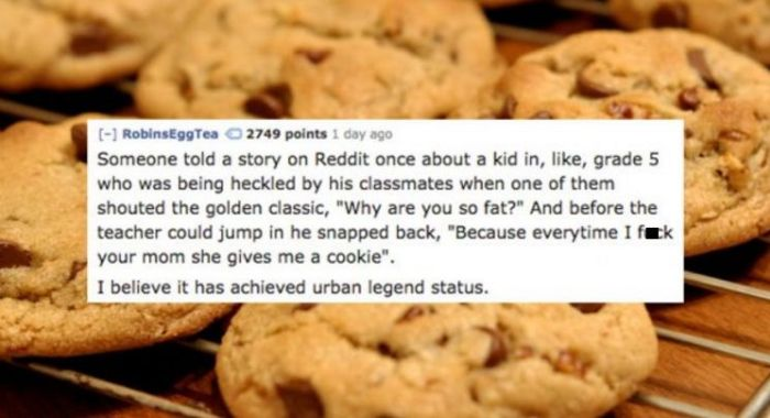 15 Of The Most Ruthless Comebacks In The History Of Comebacks
