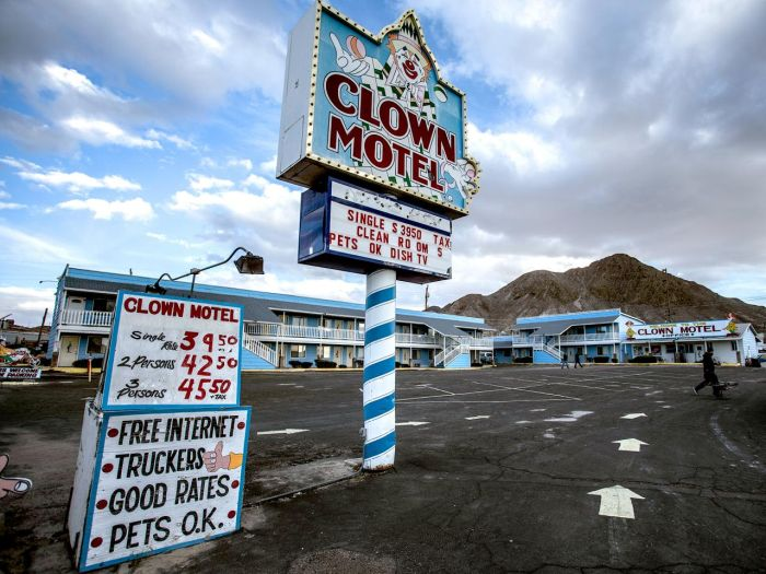 The Most Terrifying Motel In America