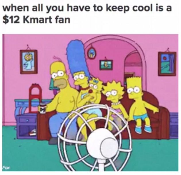 Australians Are Laughing Off The Pain As They Try To Survive A Heatwave