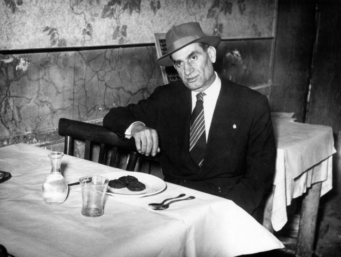 Historical Photos Of Gangsters In America