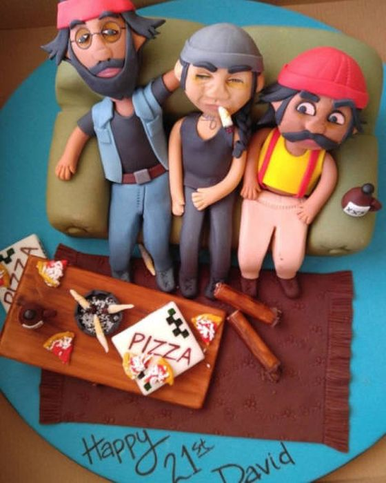 Mind Blowing Cakes That No One Would Dare To Eat