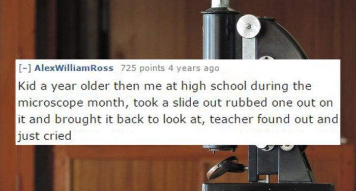 Teachers And Students Reveal Crazy Sex Stuff They Witnessed At School