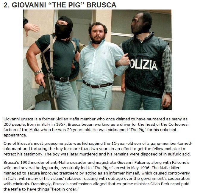 The 10 Deadliest Hitmen In The History Of The Mafia | Others