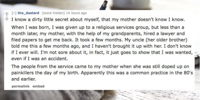 People Reveal Dirty Secrets They Found Out About Friends And Family