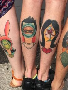 When Tattoo Art Is Absolutely Perfect