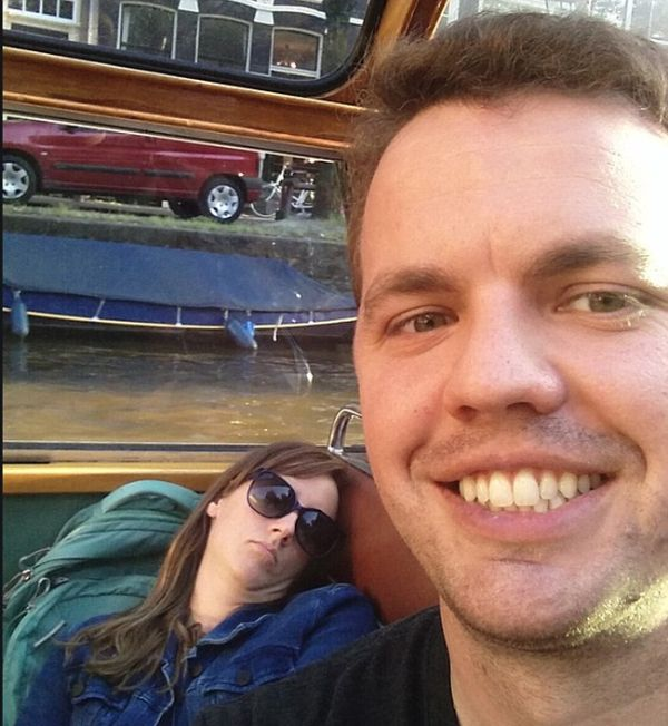 Hilarious Images Capture Holiday Romance Gone Wrong