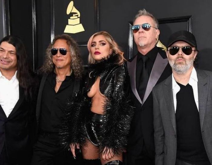 Lady Gaga Turns Heads With A Very Revealing Outfit At The Grammys