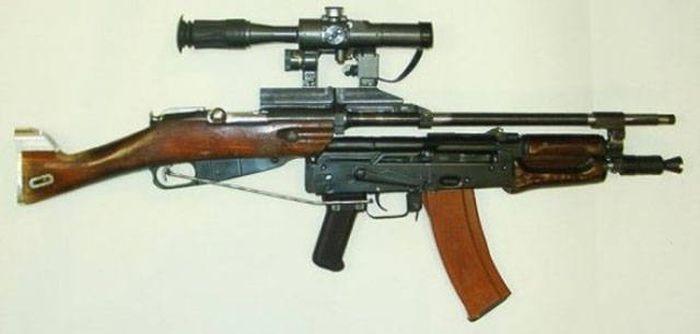 Real Men Appreciate Real Guns