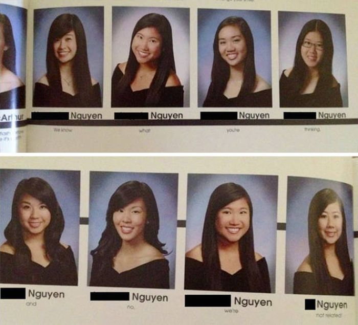 Yearbook Masterpieces That Deserve An Award