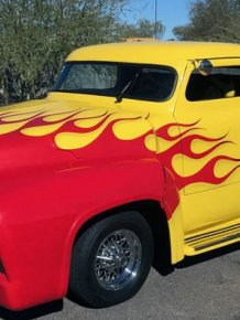 Vintage American Cars Sold At Auction In Los Angeles