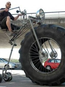 Strange Bikes That Also Happen To Be Awesome