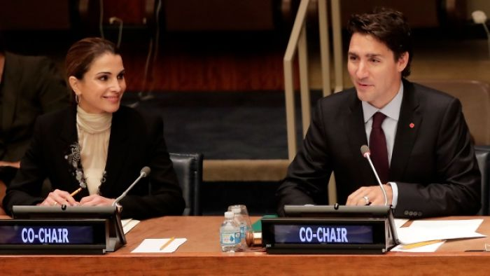 Canada's Prime Minister Is Stealing Hearts All Around The World