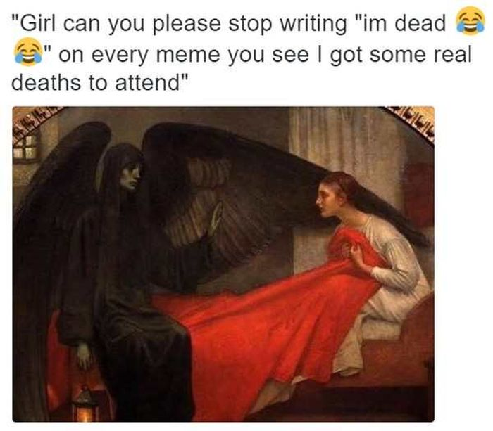 Hilarious Captions On Medieval Paintings