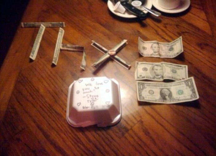 When Tipping Is Done Right It Looks Like This