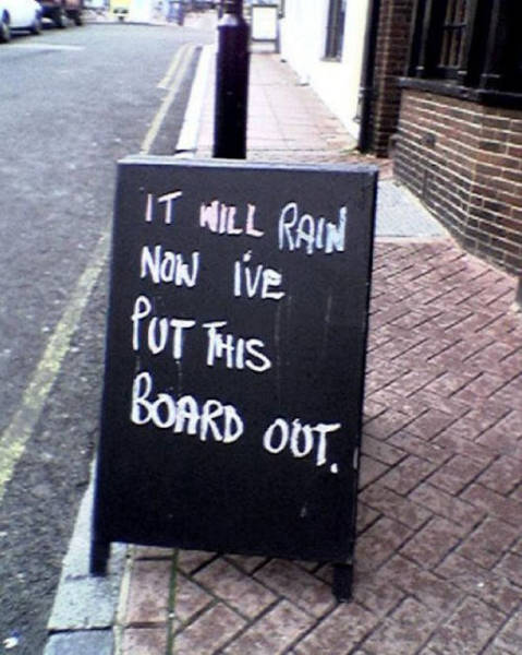 Creative Street Signs That Will Keep You Laughing All Week Long