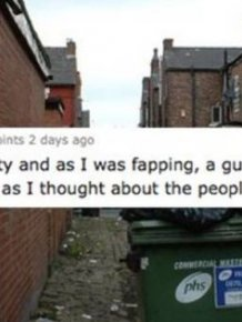 People Share Their Most Awkward Fapping Stories