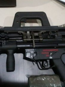 This Case Also Happens To Be A Machine Gun