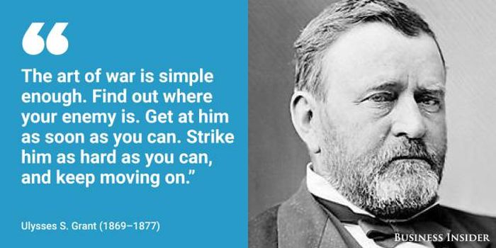 Inspirational Quotes From The Minds Of US Presidents