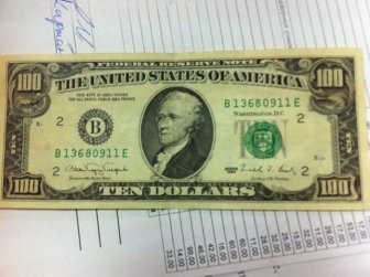 This Fake Banknote Is Almost Undetectable
