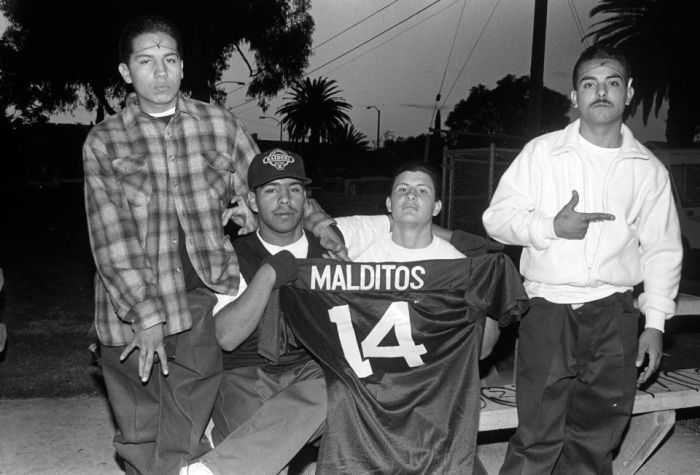 Los Angeles Gangs From The 1990s