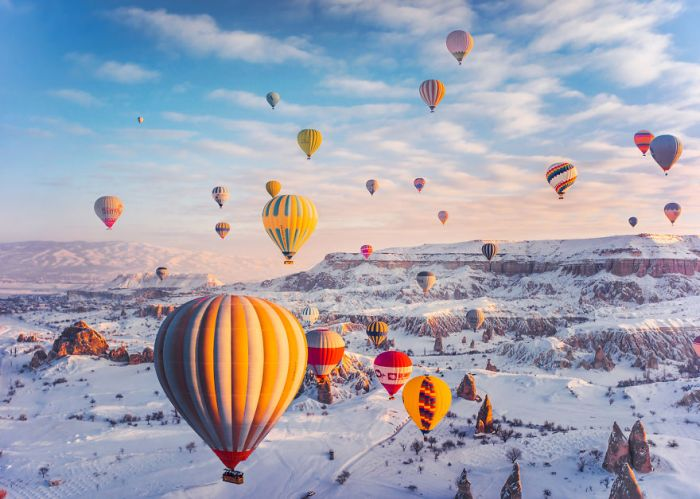 Stunning Photos Of Cappadocia, Turkey That Will Take Your Breath Away