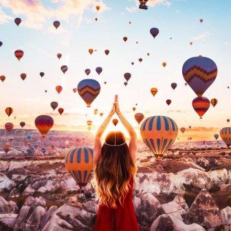 Stunning Photos Of Cappadocia, Turkey That Will Take Your Breath Away