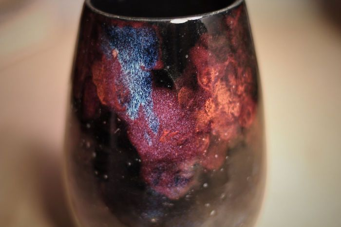 Galaxy Inspired Ceramics That Allow You To Drink From The Stars