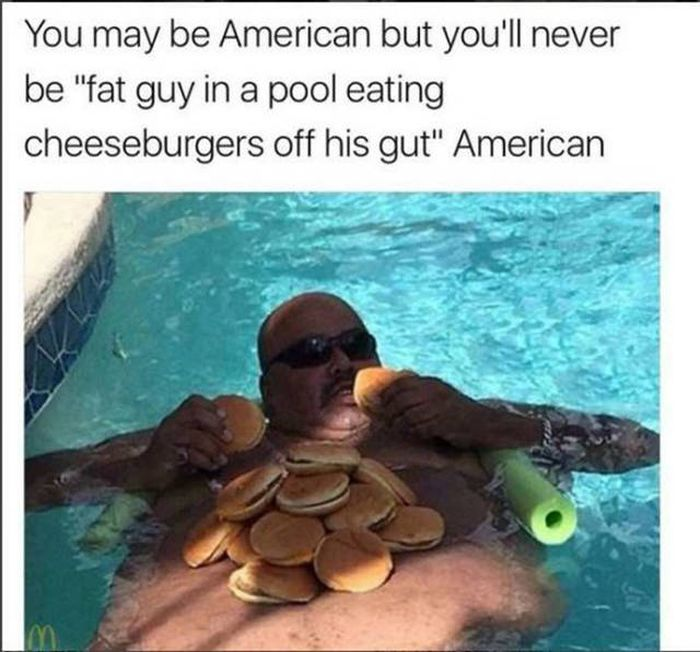 America Is The Land Of The Free And The Crazy
