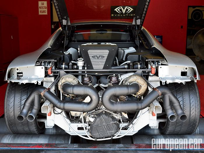 Twin Turbo Pics That All Car Lovers Can Appreciate