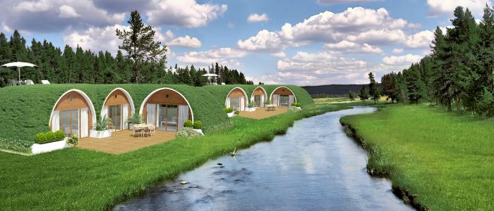 Hobbit Homes That Are Super Affordable