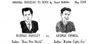 Terrifying Predictions By Huxley And Orwell That Are Turning Out To Be True