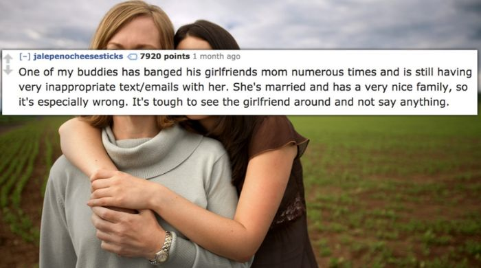 Crazy Things People Secretly Know About Friends And Family