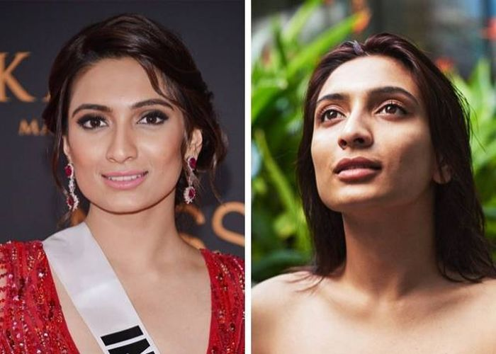 Miss Universe Contestants Prove Natural Beauty Is Better Than Artificial Beauty