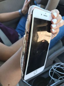 Apple Set To Investigate iPhone 7 That Exploded