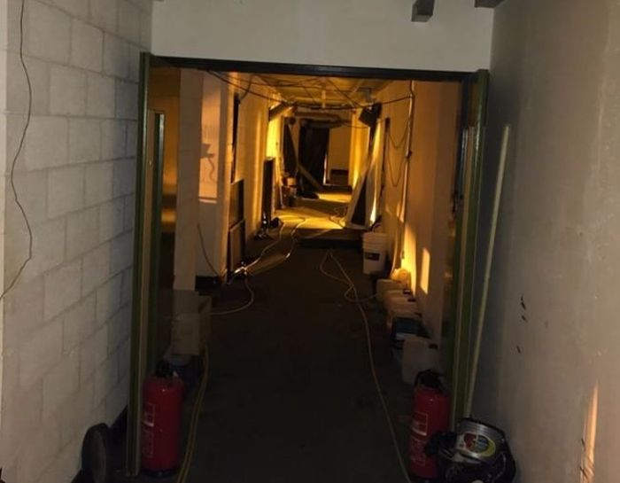 Authorities Find Massive Cannabis Farm In A Nuclear Bunker