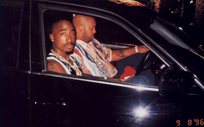 The Car Tupac Was Shot In Is Now For Sale
