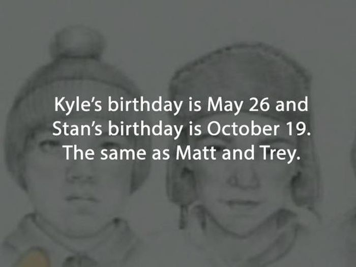 If You Think You Know Everything About South Park You're Wrong