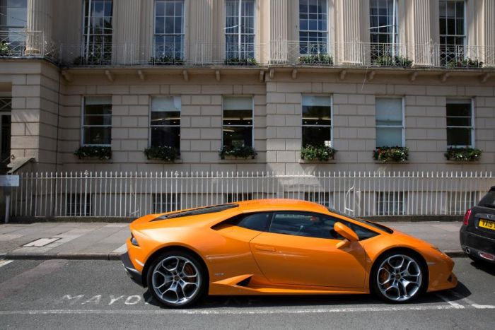 Lamborghini Owner Gets Massive Fines For Parking In The Mayor's Spot