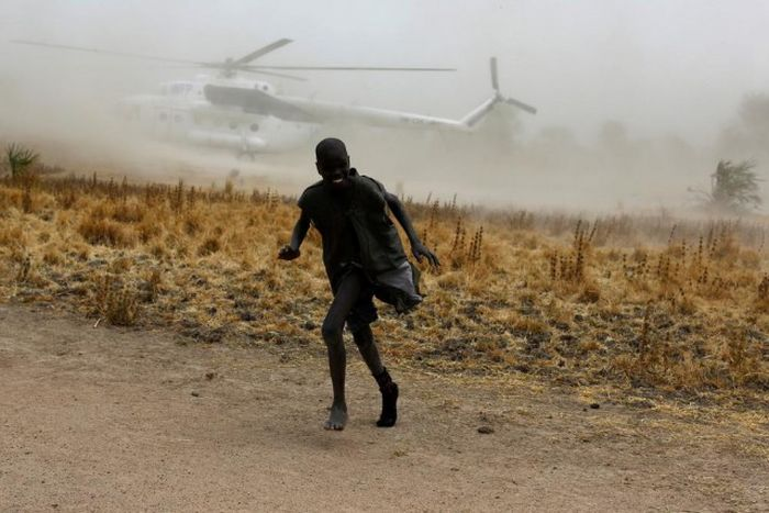 Southern Sudan Ravaged By Famine