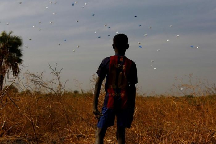 Southern sudan ravaged by famine others southern sudan ravaged by famine sciox Images
