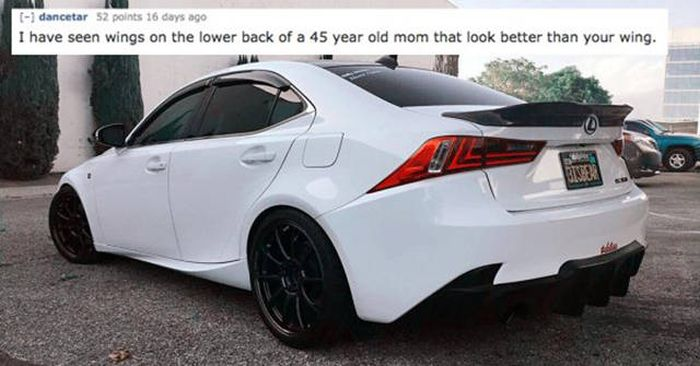 It Turns Out That Cars Can Get Roasted Too