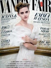 Emma Watson Goes Topless For Racy Vanity Fair Photo Shoot