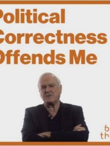 Legendary Comedian John Cleese Is Sick Of Political Correctness