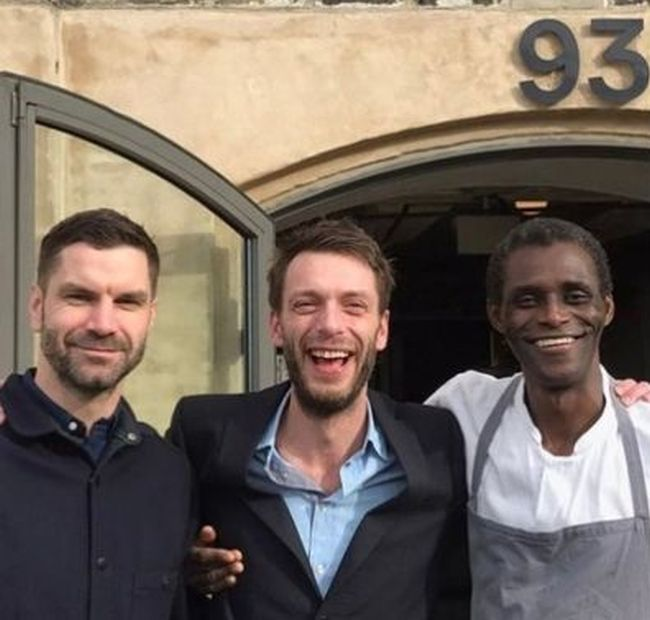 Dishwasher Gets A Piece Of Top Restaurant Noma