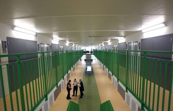 Take A Look At This Impressive Luxury Prison In The UK