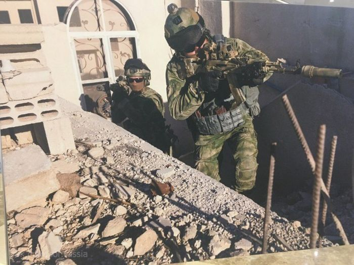 On The Ground With Special Ops Troops In Syria