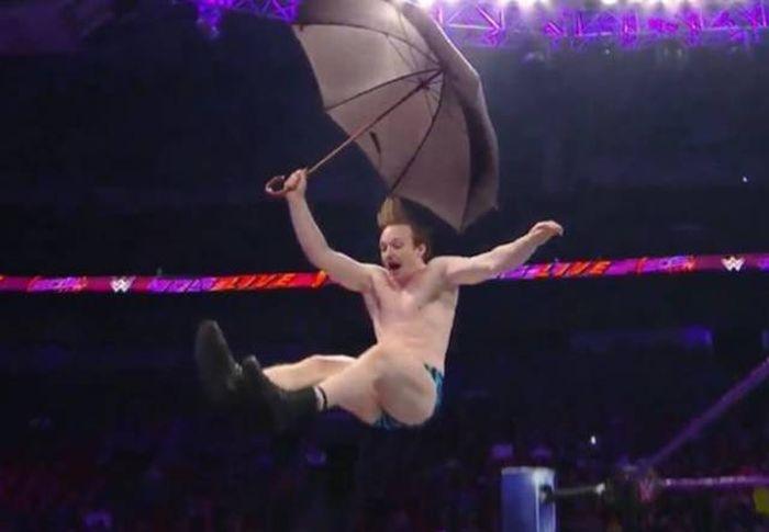 Japanese Wrestling Will Make Your Brain Hurt