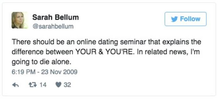 invention of online dating