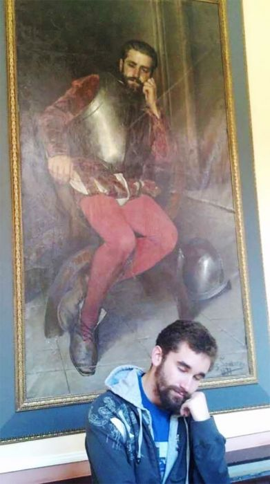 Incredible Moments When Life Imitated Art